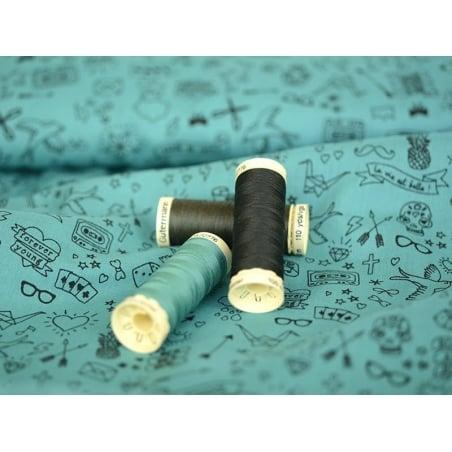 Acheter Fil pour tout coudre -100 m- Vert émeraude clair 189 - 2,70€ en ligne sur La Petite Epicerie - Loisirs créatifs