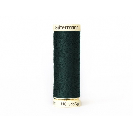 Sew-all thread - -100 m - Dark green (colour no. 472)