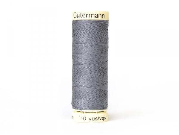 Fil pour tout coudre -100 m- Gris souris 40 Gütermann  - 1