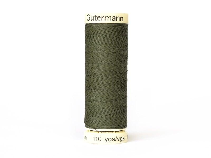 Fil pour tout coudre -100 m- Kaki 824 Gütermann  - 1