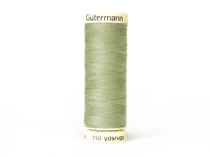 Fil pour tout coudre -100 m- Vert clair 282 Gütermann  - 1