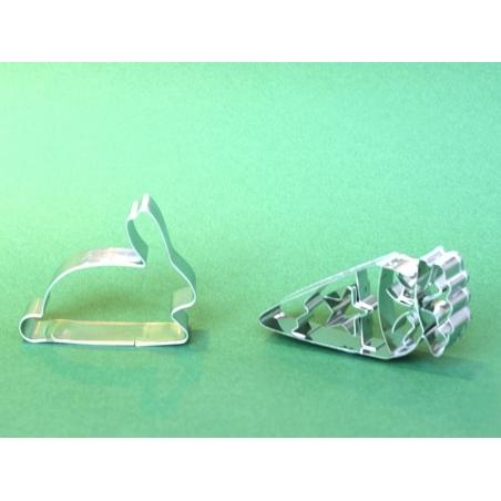 Acheter Emporte-pièce LAPIN ASSIS - 2,90€ en ligne sur La Petite Epicerie - Loisirs créatifs