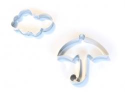 Biscuit cutter - Cloud