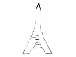 Biscuit cutter - Eiffel Tower