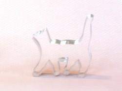 Ausstechform - ruhige Katze