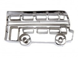 Biscuit cutter - London bus
