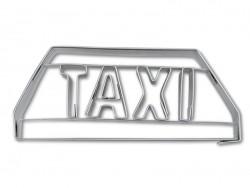 Ausstechform - Taxi