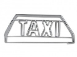 Biscuit cutter - Taxi