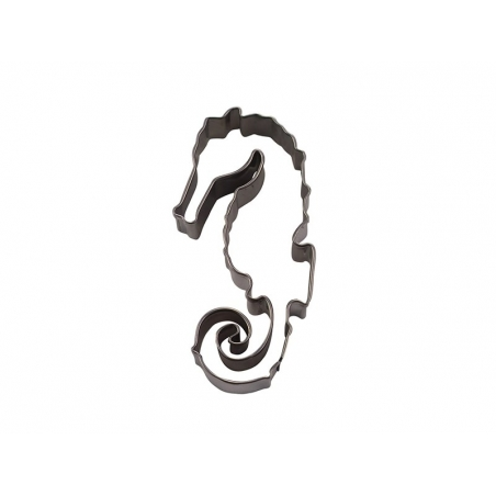 Biscuit cutter - seahorse