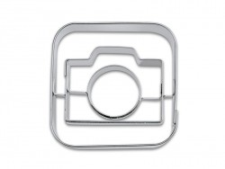 Biscuit cutter - Social Media - Camera