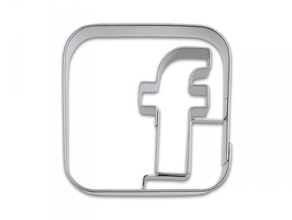 Emporte-pièce réseaux sociaux - Amis