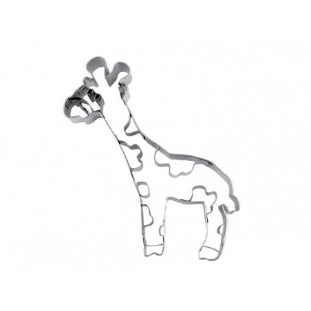 Emporte-pièce Girafe
