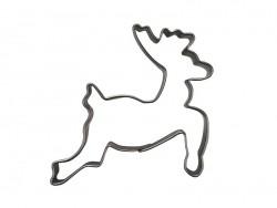 Biscuit cutter - Reindeer