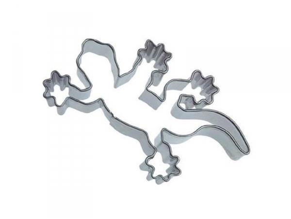 Biscuit cutter - Lizard
