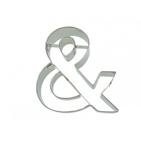 Acheter Emporte-pièce Symbole & - 3,90€ en ligne sur La Petite Epicerie - 100% Loisirs créatifs