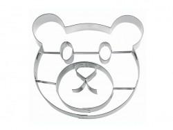 Biscuit cutter - Bear head