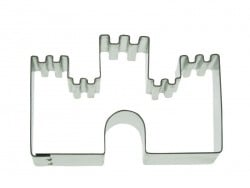 Small biscuit cutter - castle