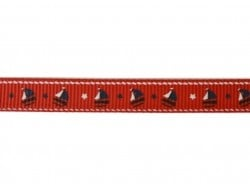 Acheter 1m ruban gros grain rouge bateau - 10 mm - 1,29€ en ligne sur La Petite Epicerie - 100% Loisirs créatifs