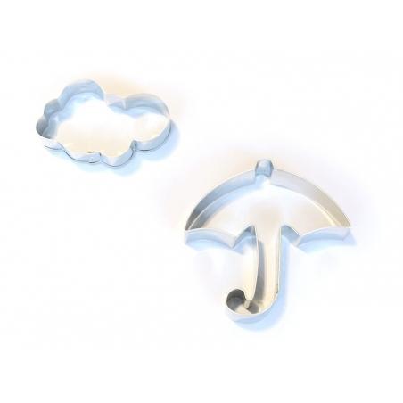 Acheter Emporte-pièce parapluie ouvert - 2,49€ en ligne sur La Petite Epicerie - 100% Loisirs créatifs