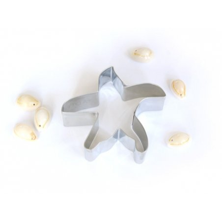 Biscuit cutter - starfish