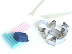 Biscuit cutter - Anchor