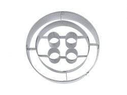 Biscuit cutter - Button