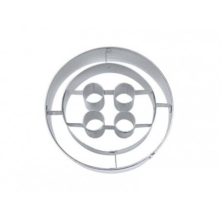 Acheter Emporte-pièce petit bouton - 3,50€ en ligne sur La Petite Epicerie - Loisirs créatifs