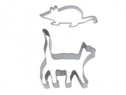 Acheter Emporte-pièce Chat et souris - 5,50€ en ligne sur La Petite Epicerie - Loisirs créatifs