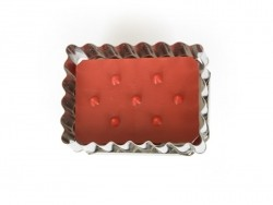 Biscuit cutter + Stamp - Biscuit
