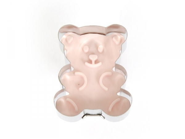 Biscuit cutter + Stamp - Bear