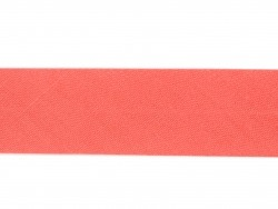 1m biais 20mm fleuri - Emilie