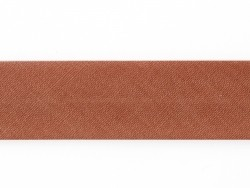 1 m of bias binding (20 mm) - brown (colour no. 48)