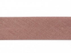 1 m of bias binding (20 mm) - dusky pink (colour no. 47)