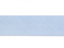 1 m of bias binding (20 mm) - lavender blue (colour no. 2)