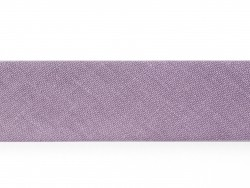 1 m of bias binding (20 mm) - violet (colour no. 36)