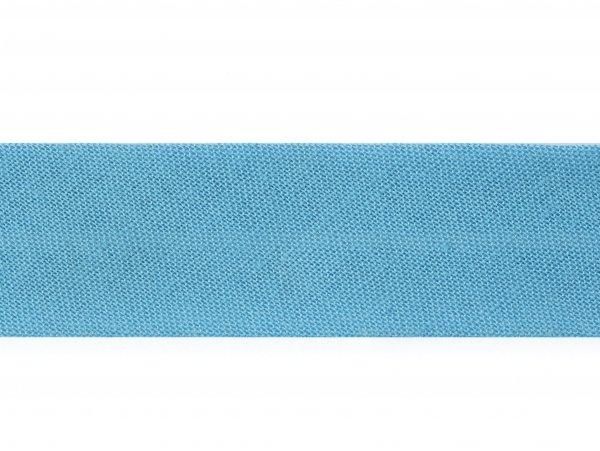 1 m of bias binding (20 mm) - turquoise (colour no. 220)