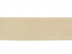1 m of bias binding (20 mm) - beige (colour no. 244)