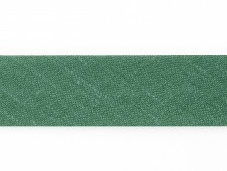 1 m of bias binding (20 mm) - dark green (colour no. 7)