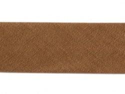 1 m of bias binding (20 mm) - light brown (colour no. 54)