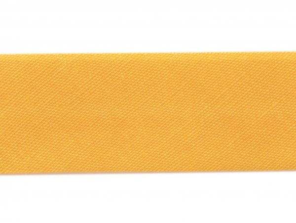 1 m of bias binding (20 mm) - Yellow (colour no. 52)