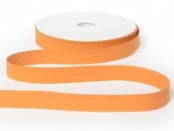 1 m of bias binding (20 mm) - orange (colour no. 193)