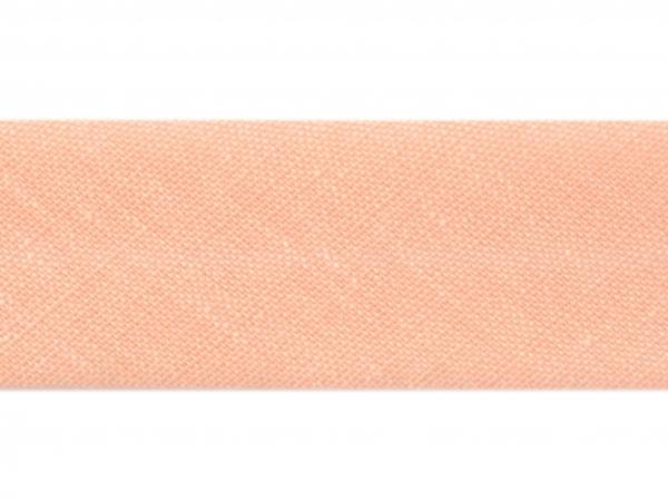 1 m of bias binding (20 mm) - salmon (colour no. 12)