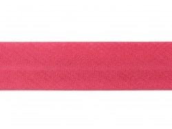 1 m Schrägband (20 mm) - fuchsienrot (Farbnr. 178)