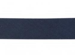 1m biais 20mm Bleu marine 23