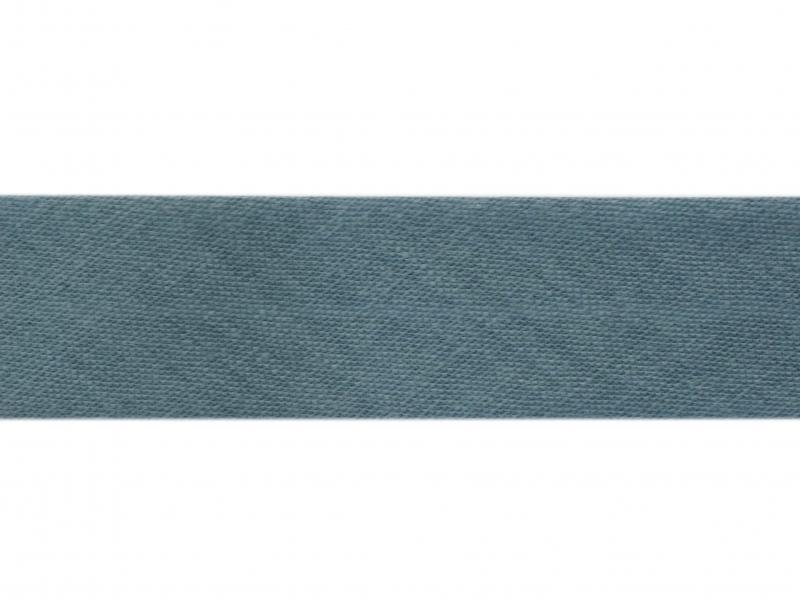 1m biais 20mm Bleu jeans 59