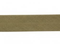 1m biais 20mm Kaki 57