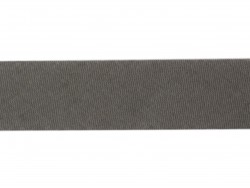1 m of bias binding (20 mm) - dark grey (colour no. 133)