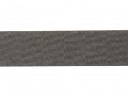 1m biais 20mm Gris foncé 133