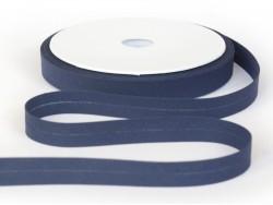 1 m of bias binding (20 mm) - navy blue (colour no. 23)