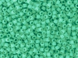 Miyuki Delicas 11/0 - smaragdgrün (Farbnr. 2125)